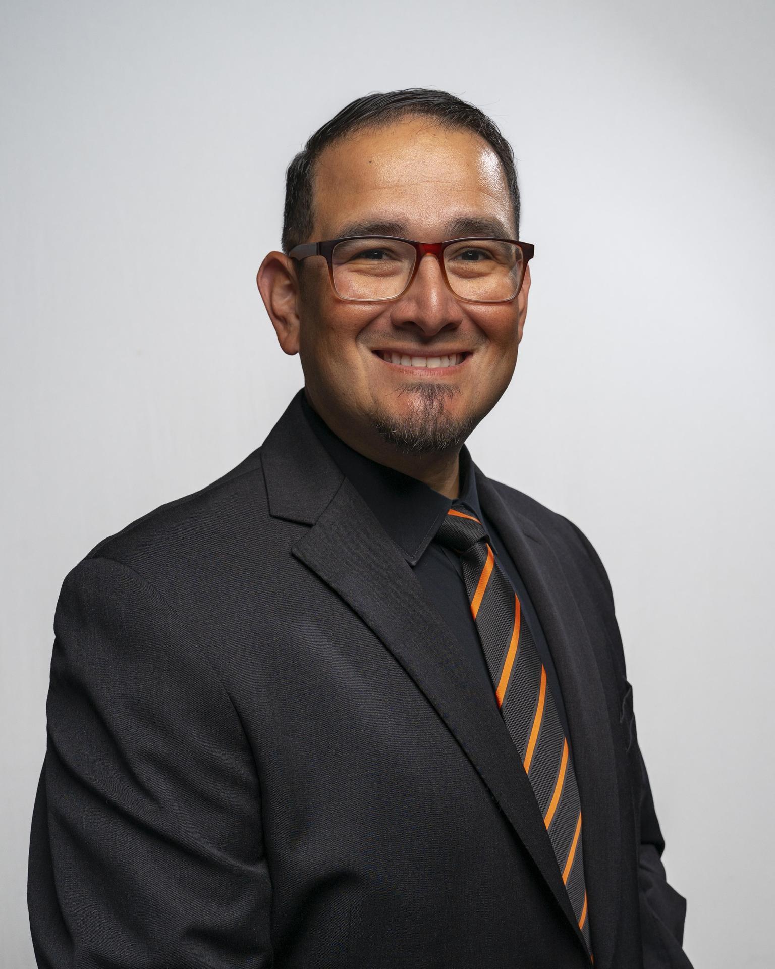 Juan Rodriguez, Director of Fine Arts