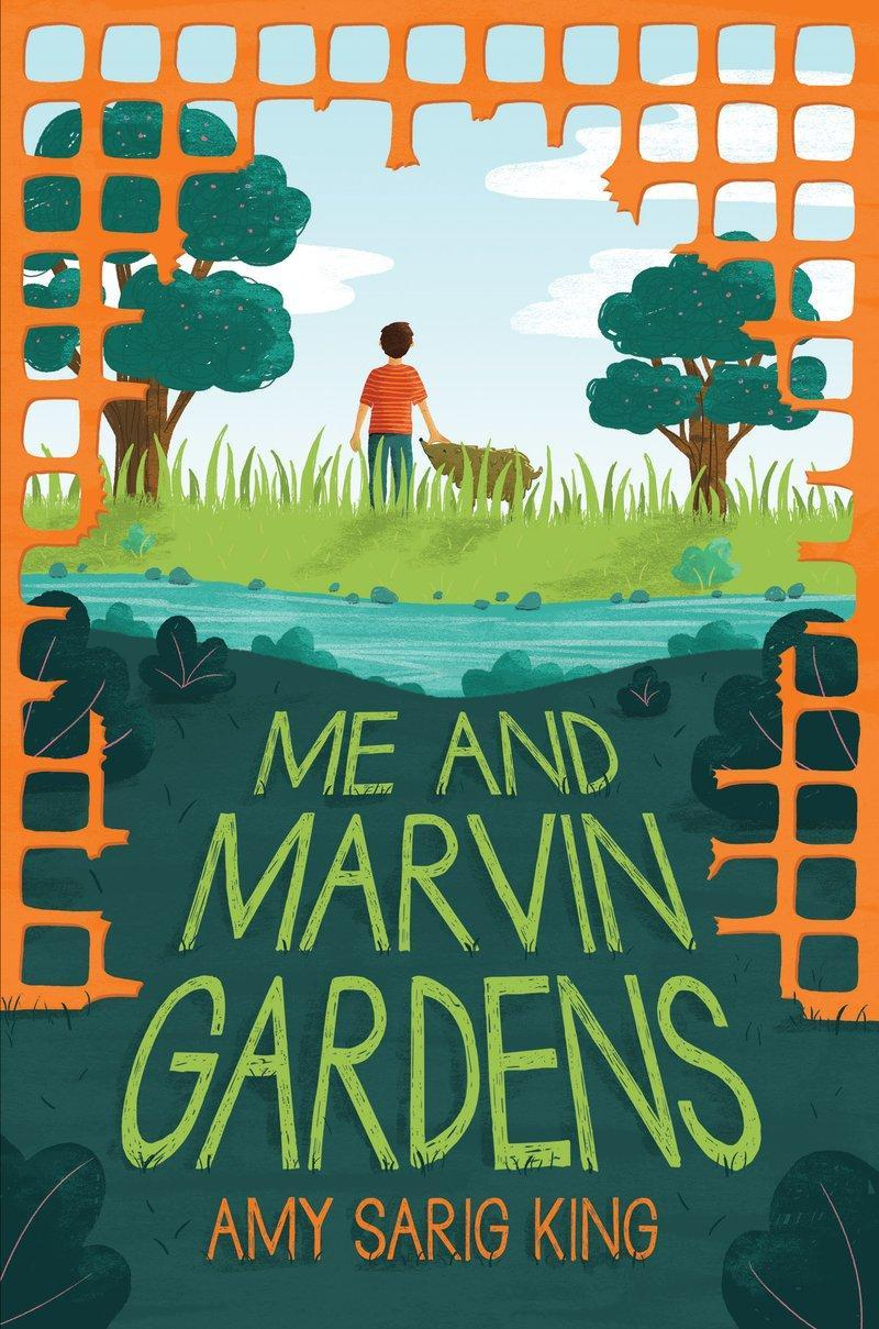 Me and Marvin Gardens by Amy King