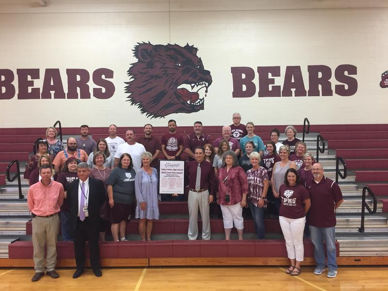 TPHS Faculty and Central Office Staff