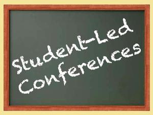 Student Led Conference Clip art