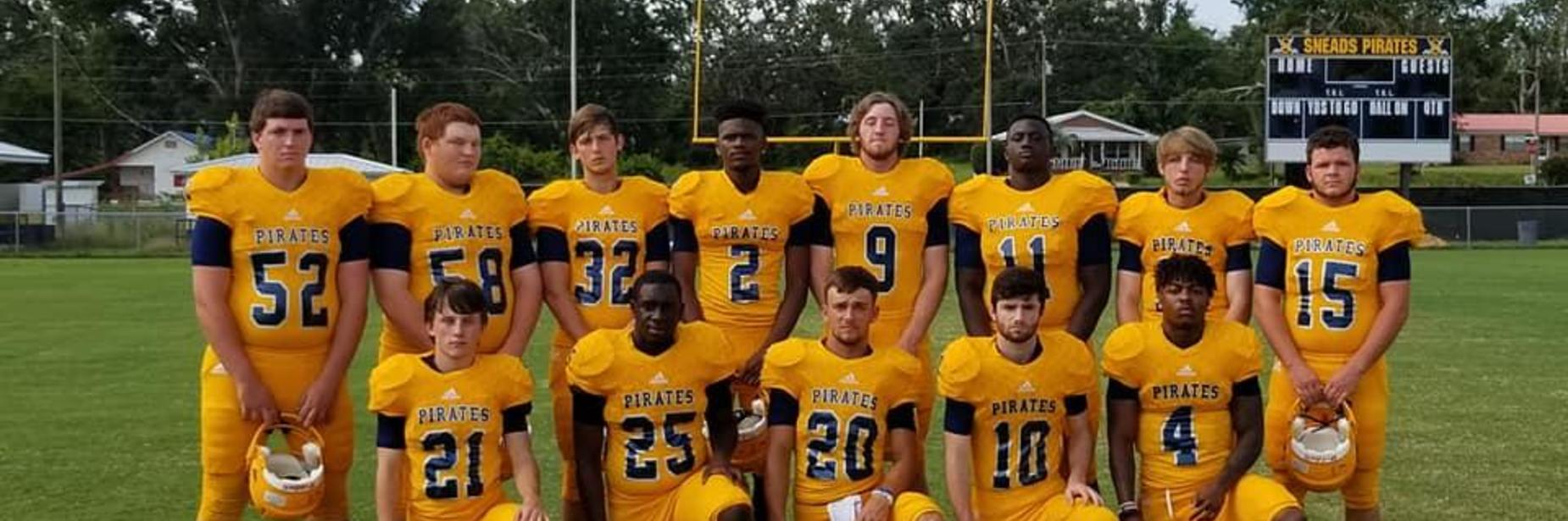 2019 Sneads Pirates