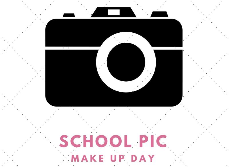 School Pic Make Up Day