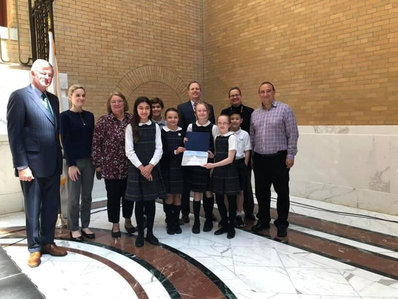 MAA's STEM Fun Fair Honored at the State House Featured Photo