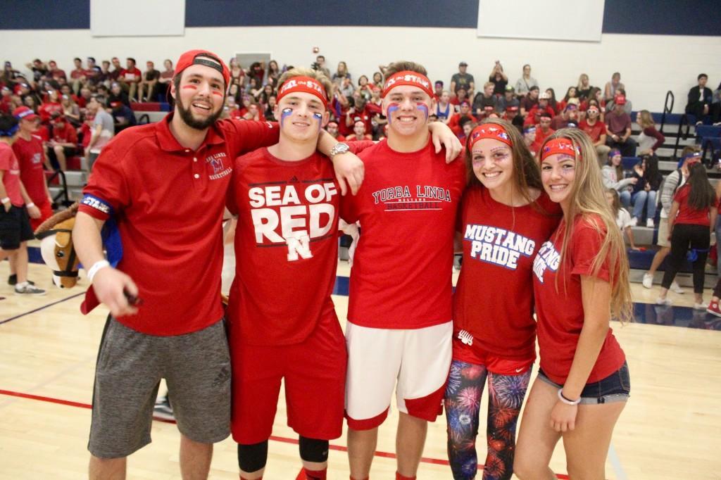 Beat EHS Spirit Rally