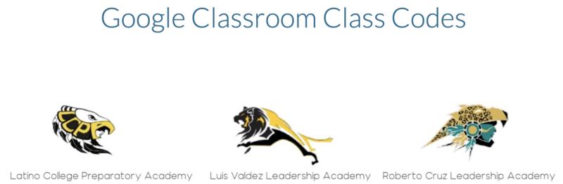 Google Classroom Class Codes Featured Photo