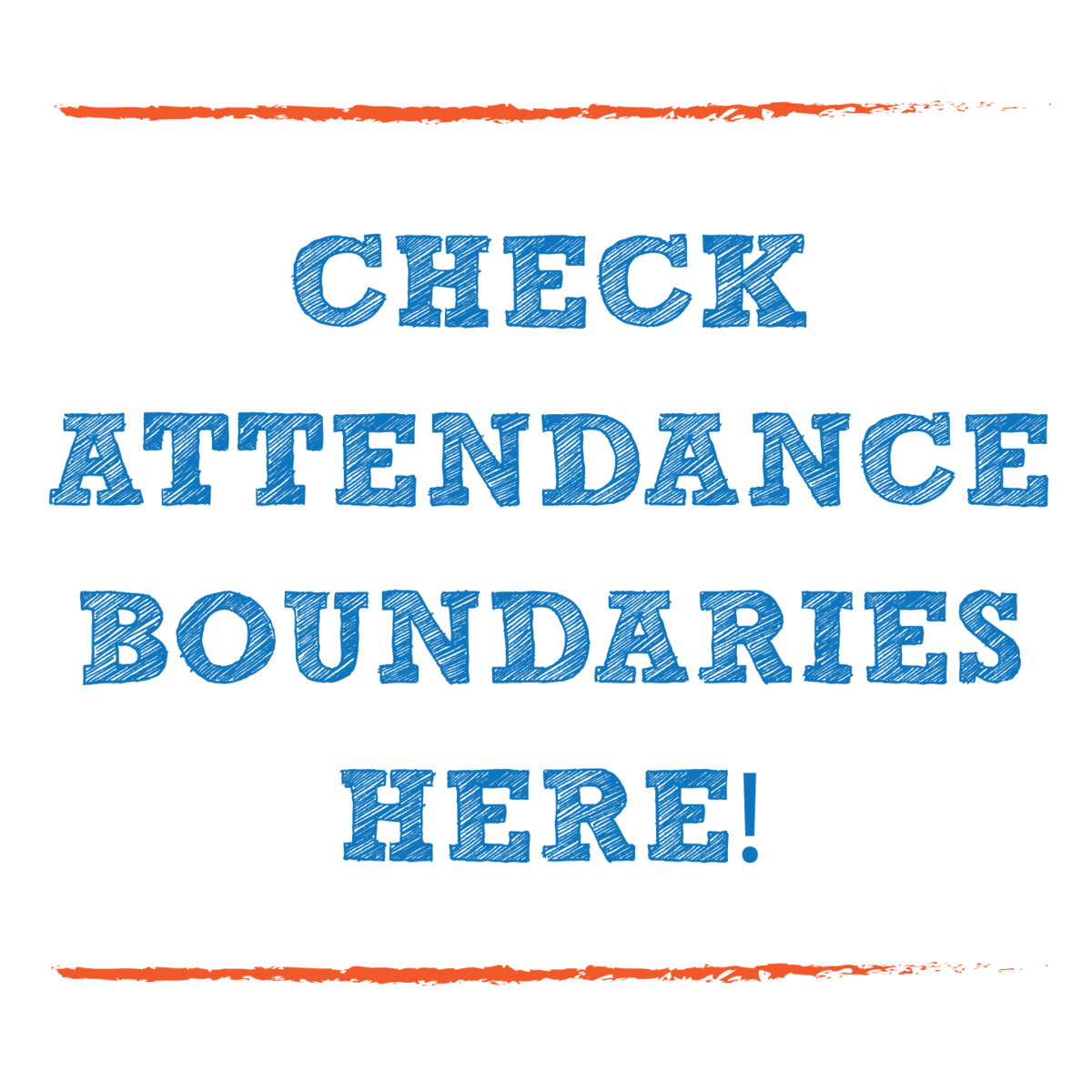 attendance zone graphic