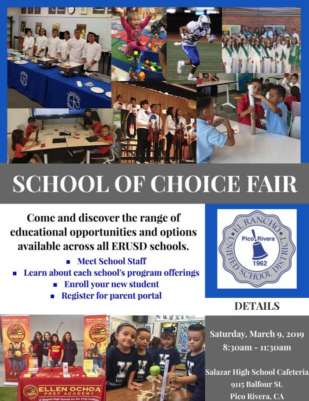 School of Choice Fair