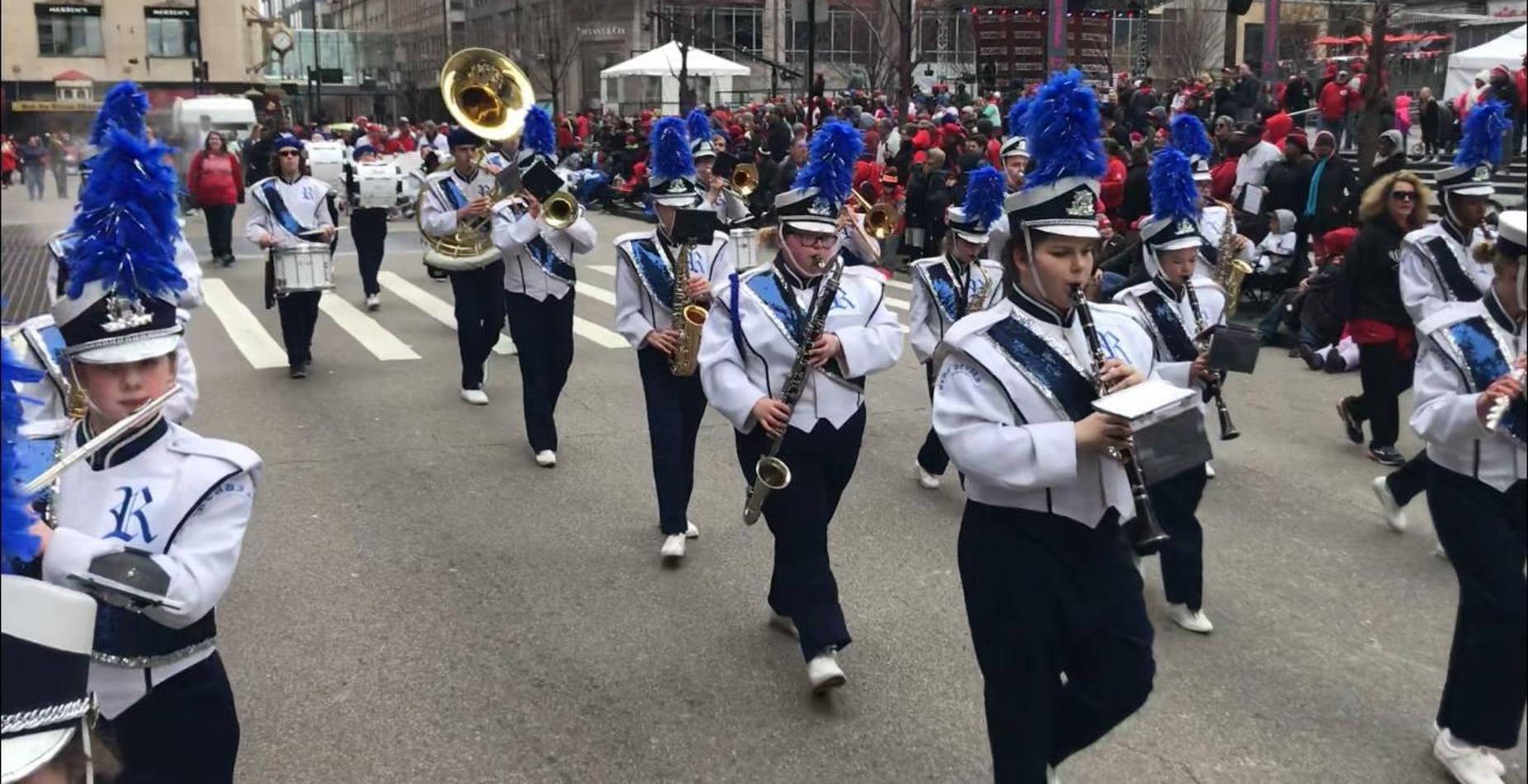 RHS band