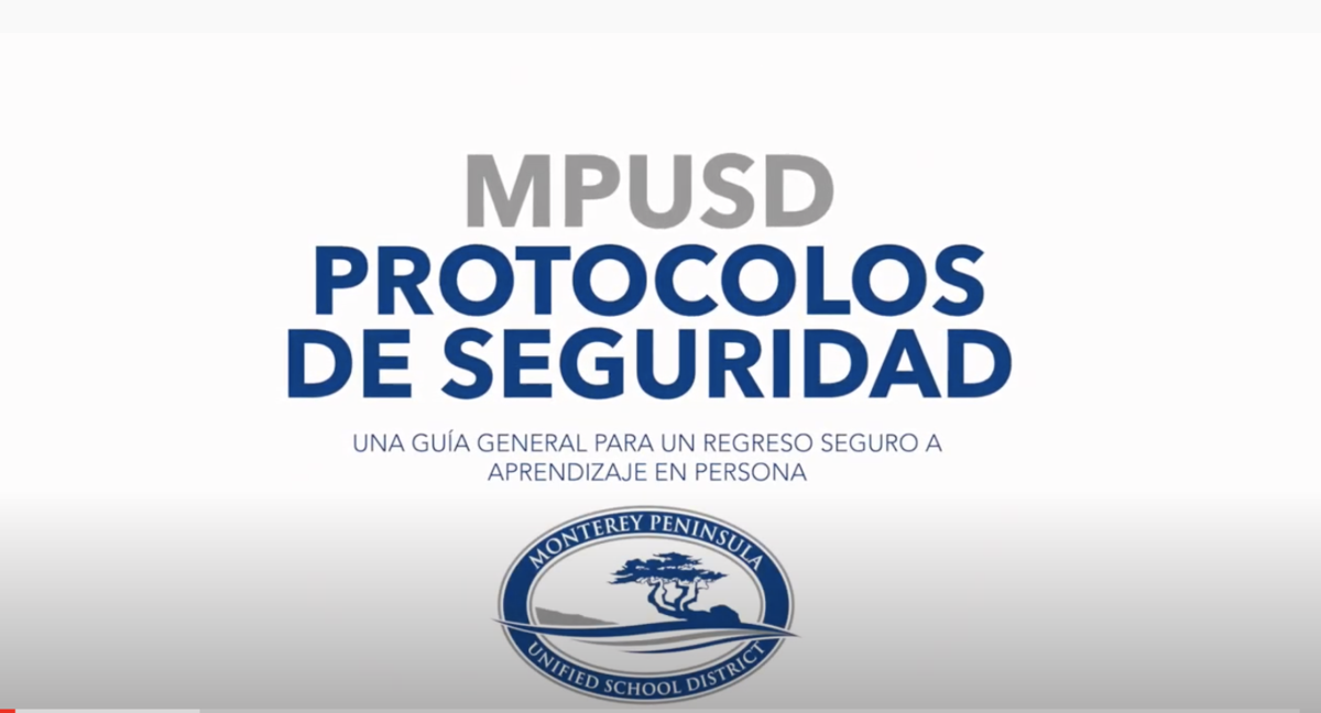 Spanish Video on Safe Reopening Protocols