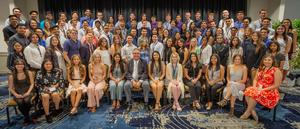 2019 Superintendent's First In Class Award recipients