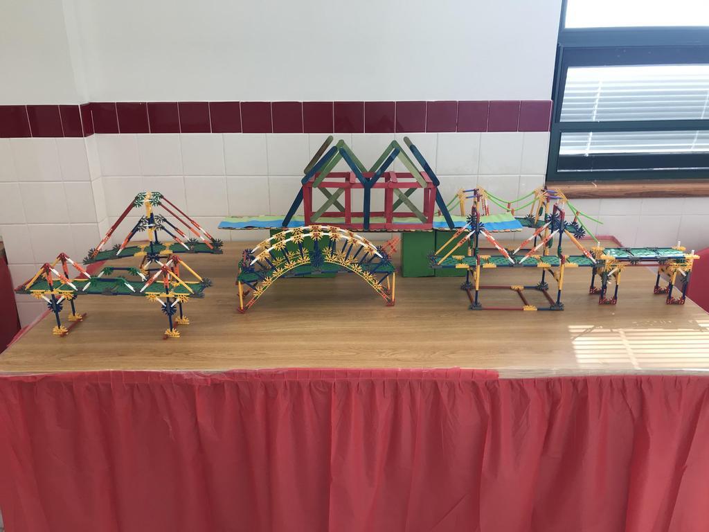 bridge building structures