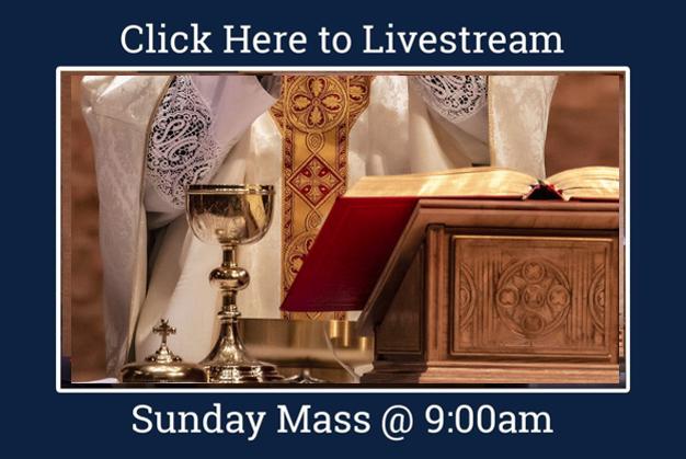 Livestream Link for Easter Season