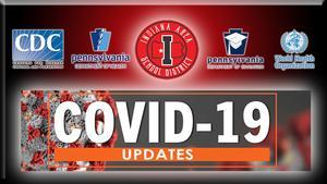 hybrid explanation w/ COVID logo