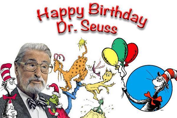 Happy Birthday Dr. Seuss! Thumbnail Image