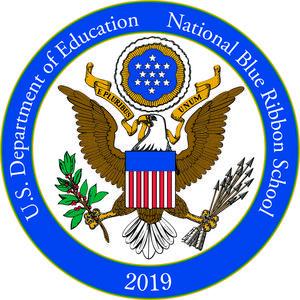 2019 National Blue Ribbon Schools Program Logo