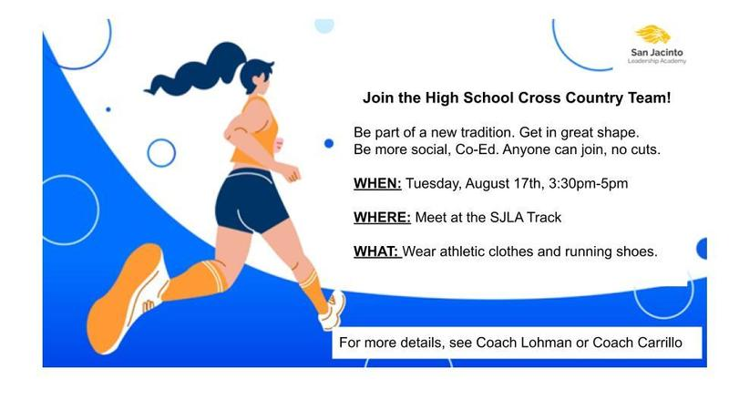 cross country high school