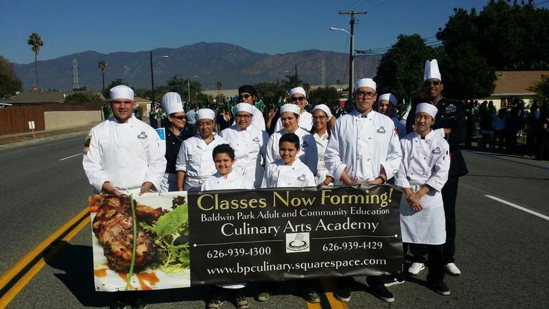 BPACE Culinary Arts Class