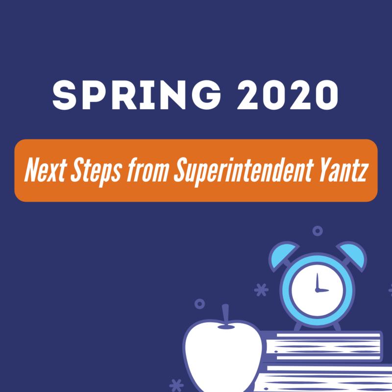 spring 2020 logo/letter