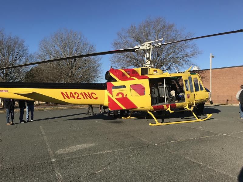 AHS Helicopter