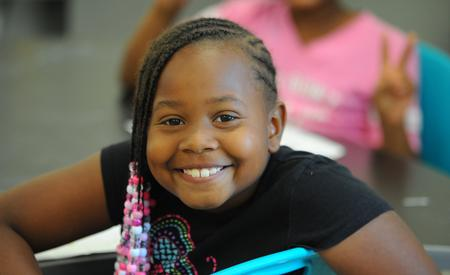 Photo of GTE student smiling