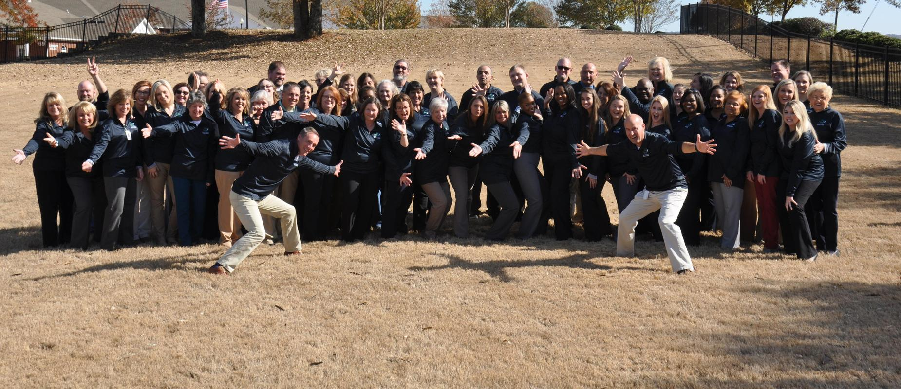 Central Office staff picture