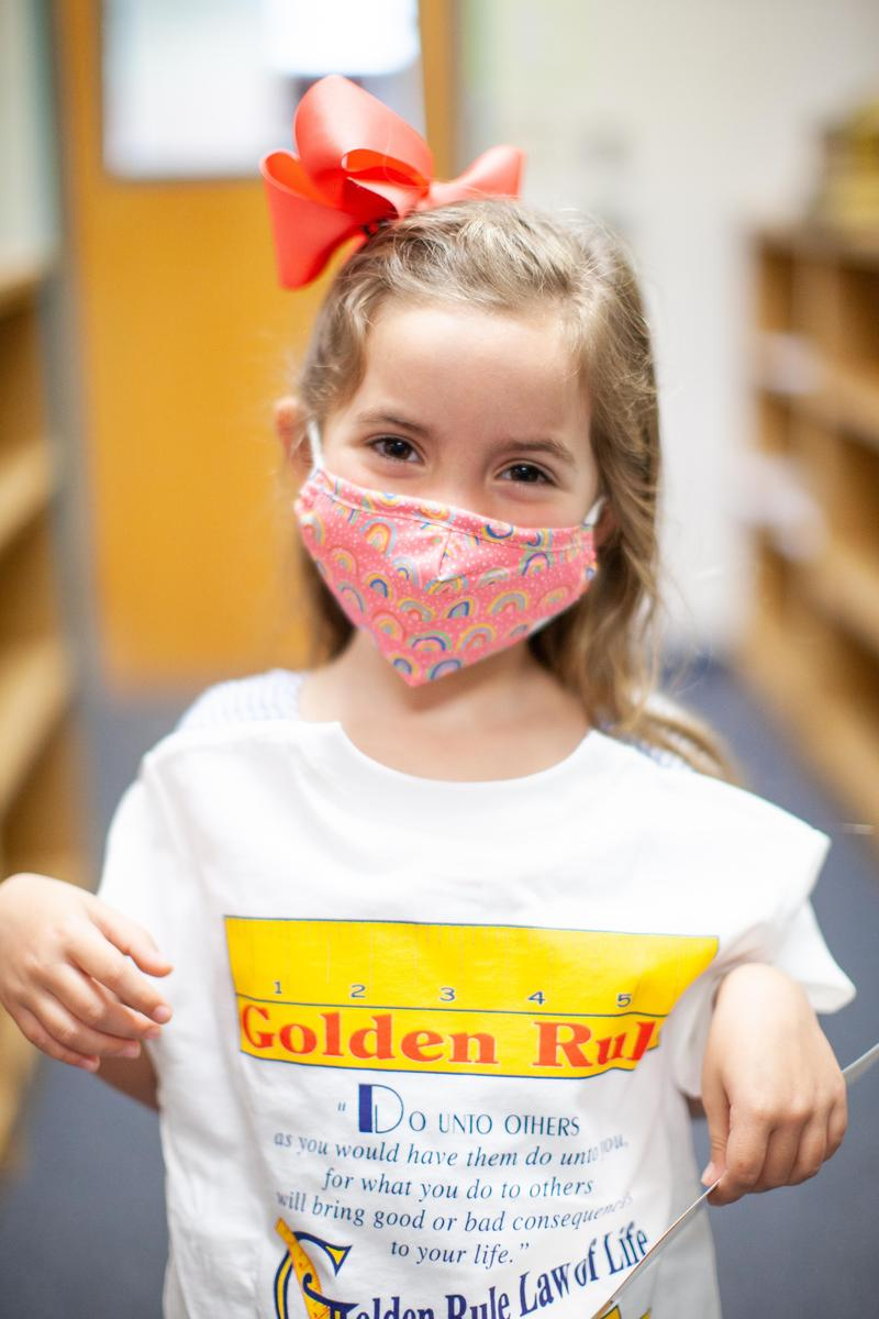 Congratulations Evie Price, SME's Golden Rule Winner! Featured Photo