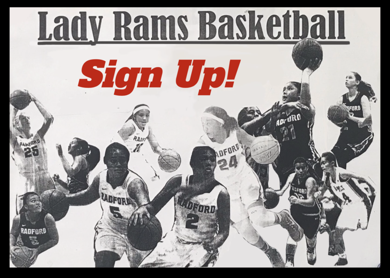 Lady Rams Basketball Featured Photo