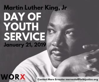 Martin Luther King Jr. Day of Service Featured Photo