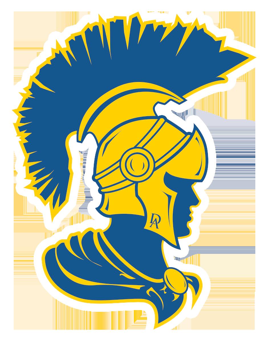 Derry Area Trojan Logo
