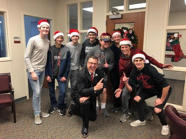 Message from Mike: December 13, 2019 Featured Photo