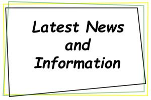Latest News and Information