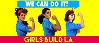Crenshaw Scholars accept the Girls Build LA Challenge! Featured Photo