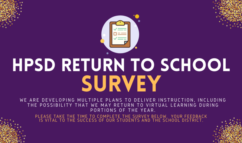 Return-To-School Survey | Deadline June 30, 2020 Featured Photo