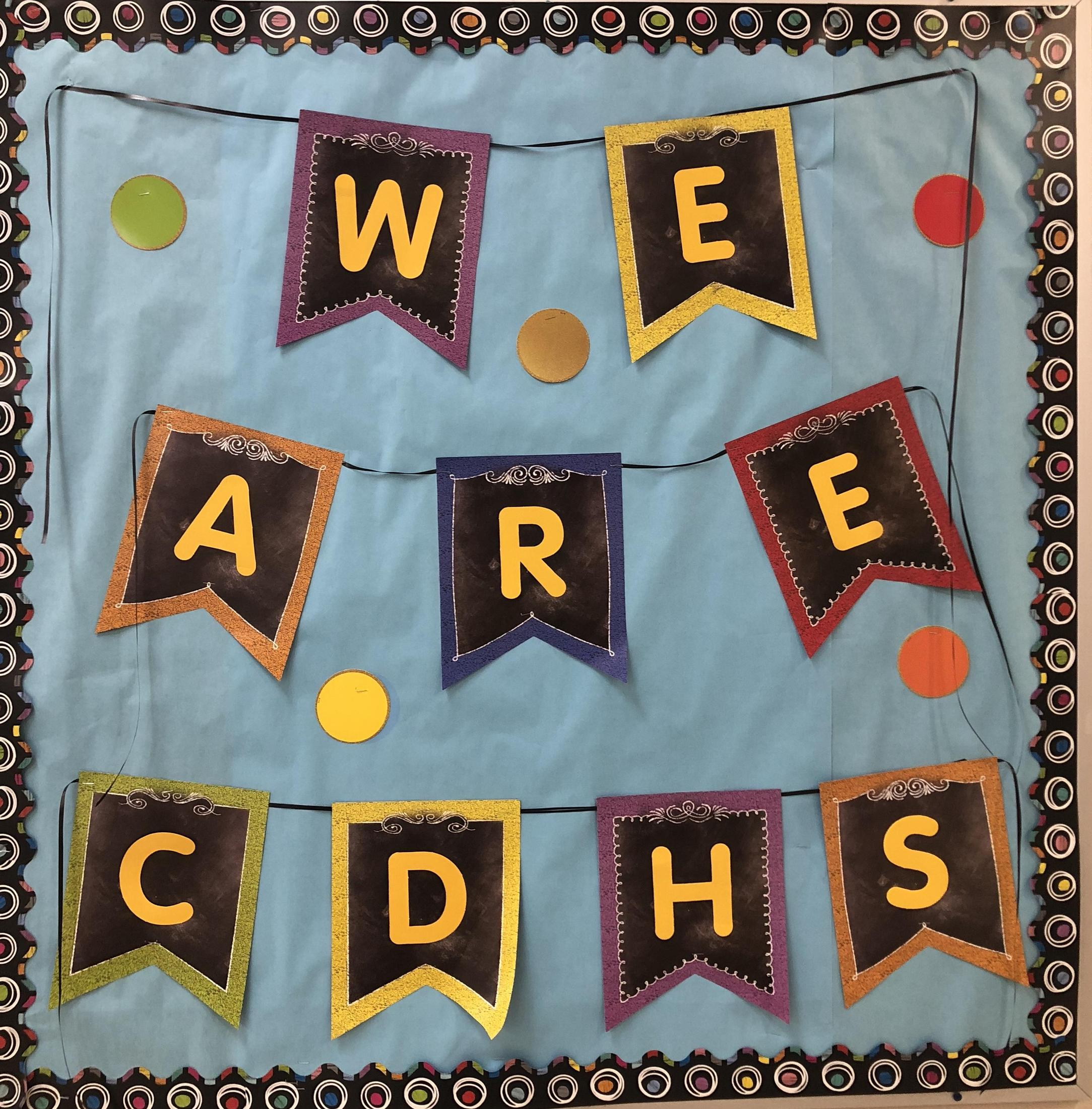 We Are CDHS