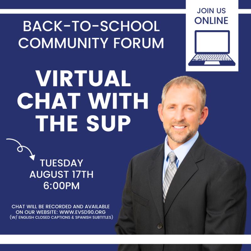 Back to School Community Forum