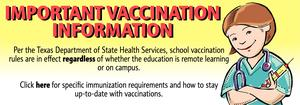 Remote Learner Vaccination Requirements