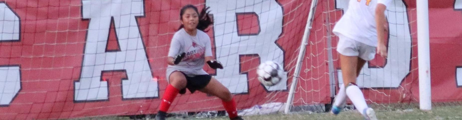 MHS Lady Cards Soccer