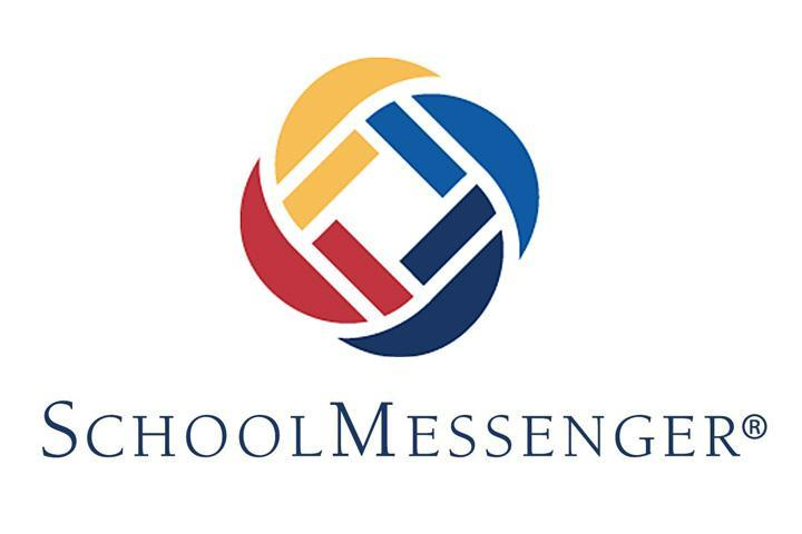 Image of school messenger application