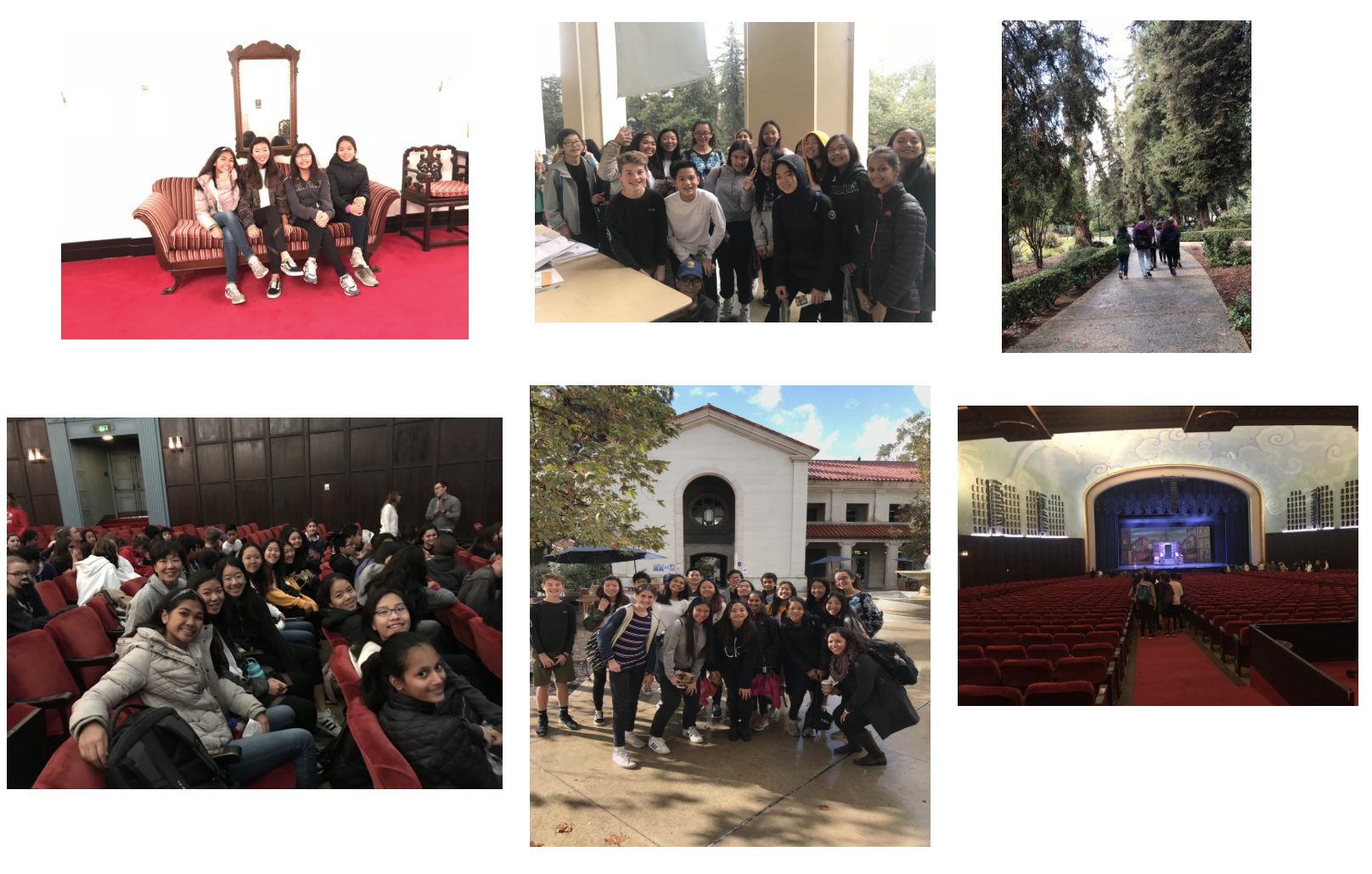A Christmas Carol Performance at Pomona College