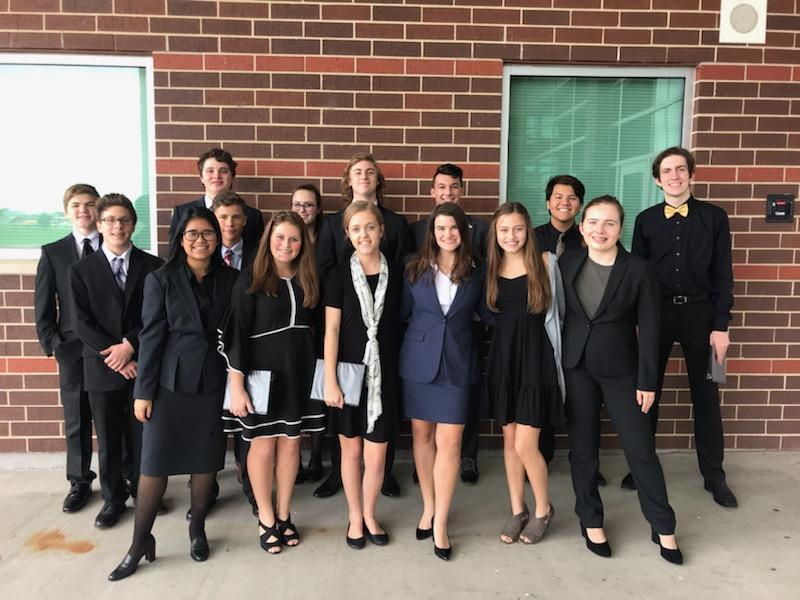 speech debate team