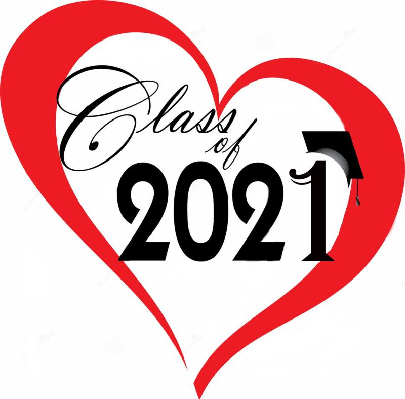Class of 2021 in Heart