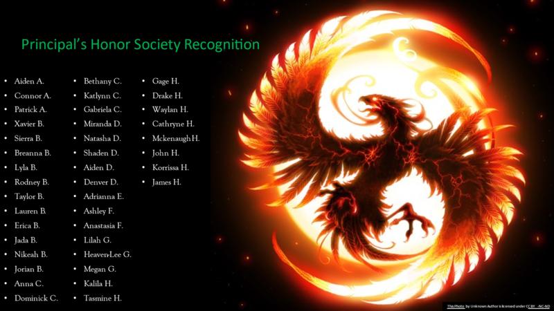 Principal's Honor Society - Block 3 Featured Photo