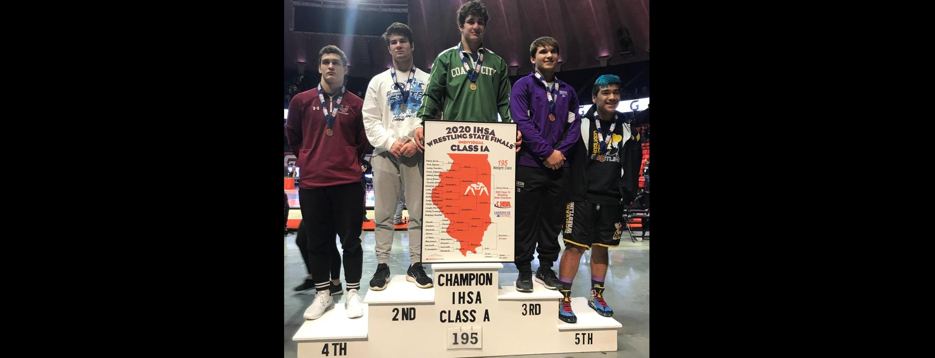 195 State Champion