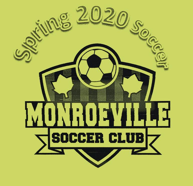 Monroeville Soccer Logo