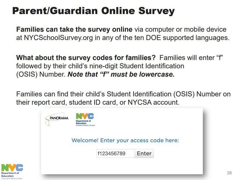 School Surveys! Featured Photo