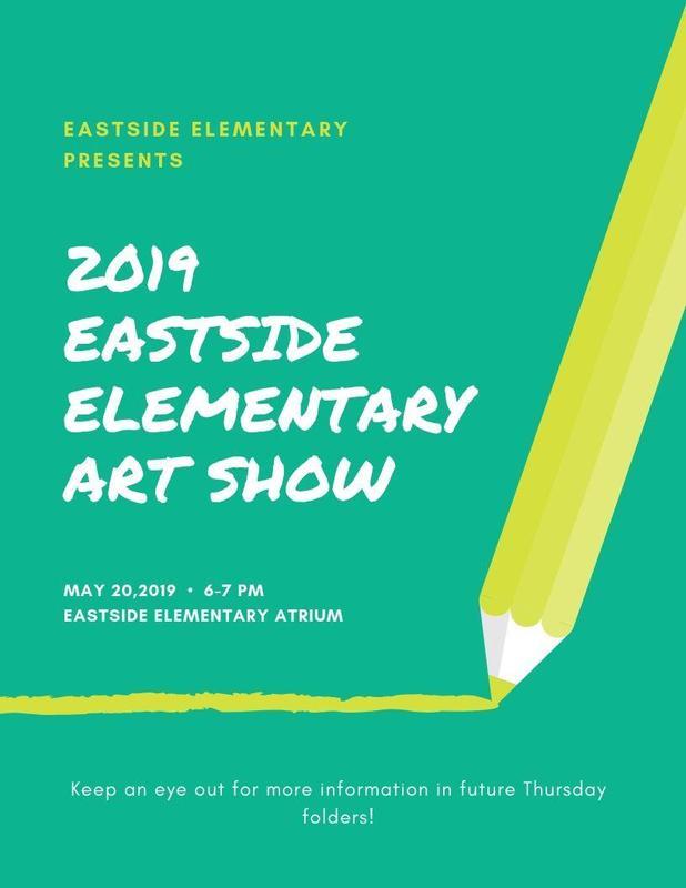 2019 Eastside Elementary Art Show Thumbnail Image