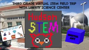STEM Field trip collage