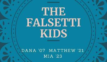 The Falsetti Kids