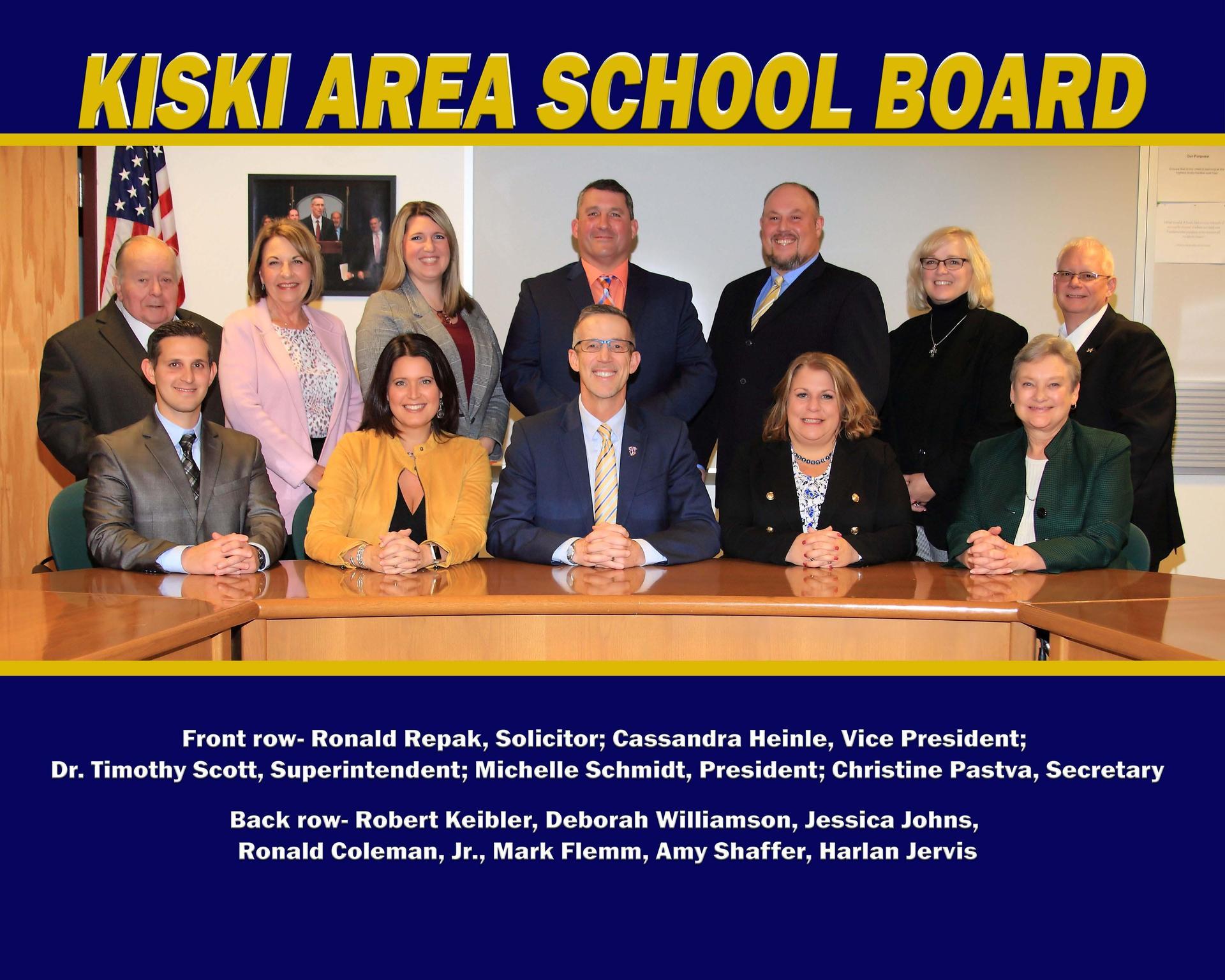 Kiski Area Board of School Directors