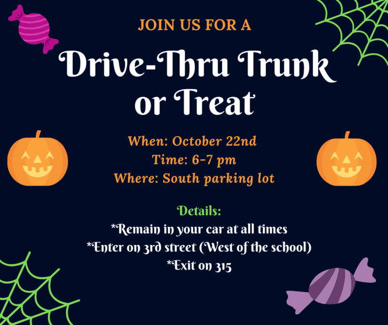Trunk or Treat! Featured Photo
